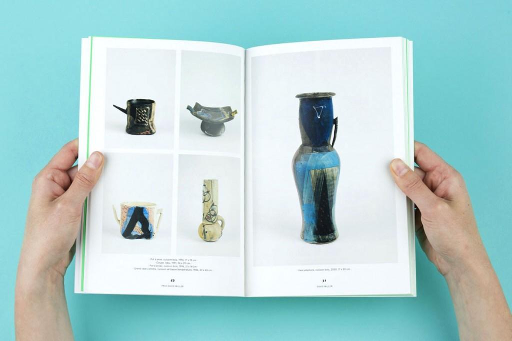 Vincent Gebel  — D.A., Design graphique Prix David Miller