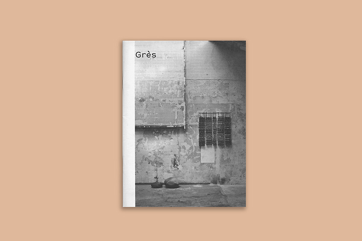 Vincent Gebel  — D.A., Design graphique Guidette Carbonell