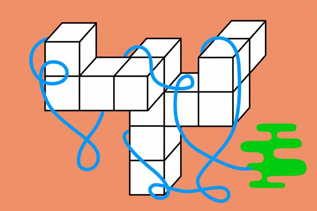 Vincent Gebel  — D.A., Design graphique Strabic—La Paillasse