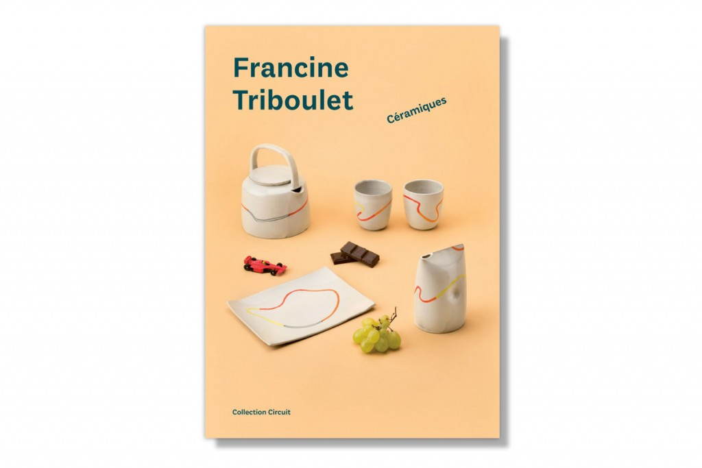 Vincent Gebel  — D.A., Design graphique Francine Triboulet