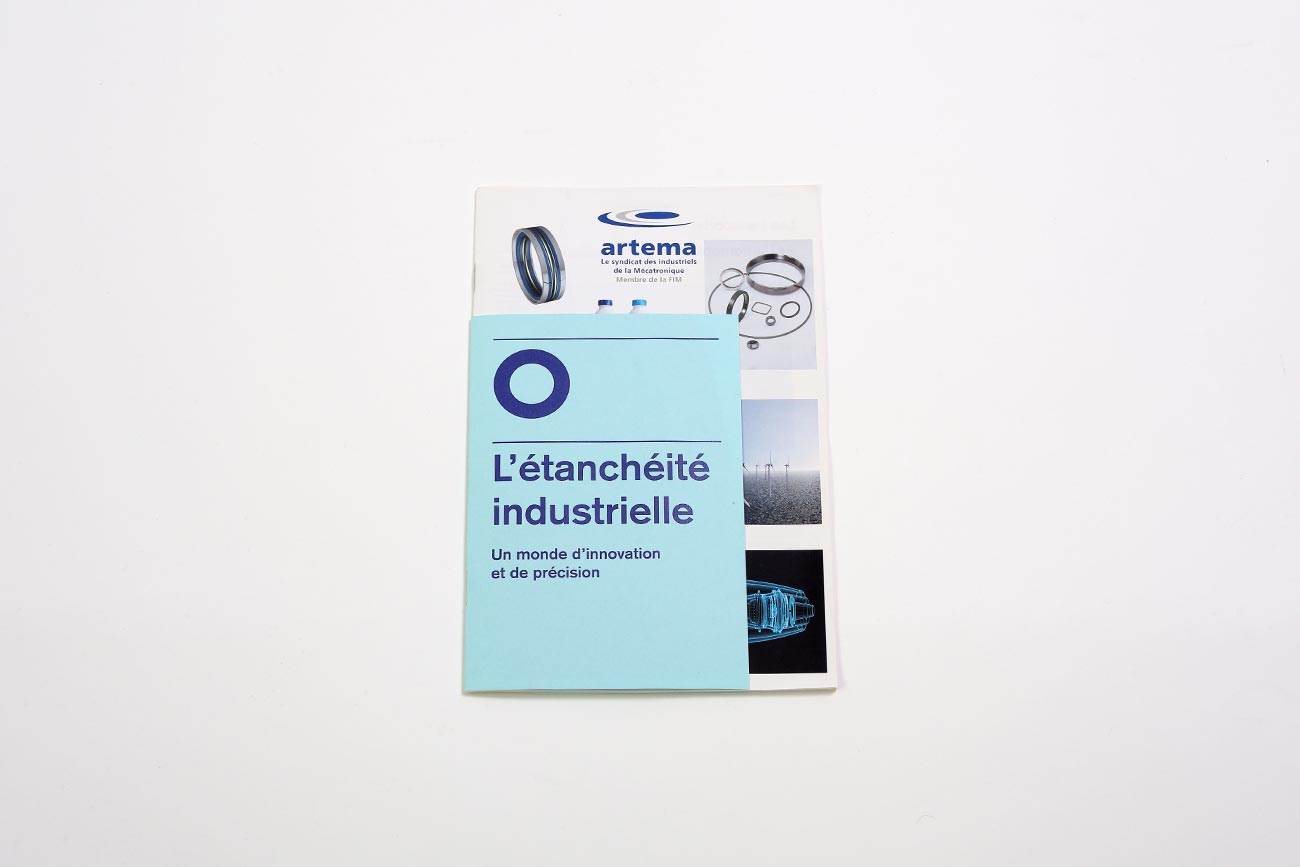 Vincent Gebel  — D.A., Design graphique Identité