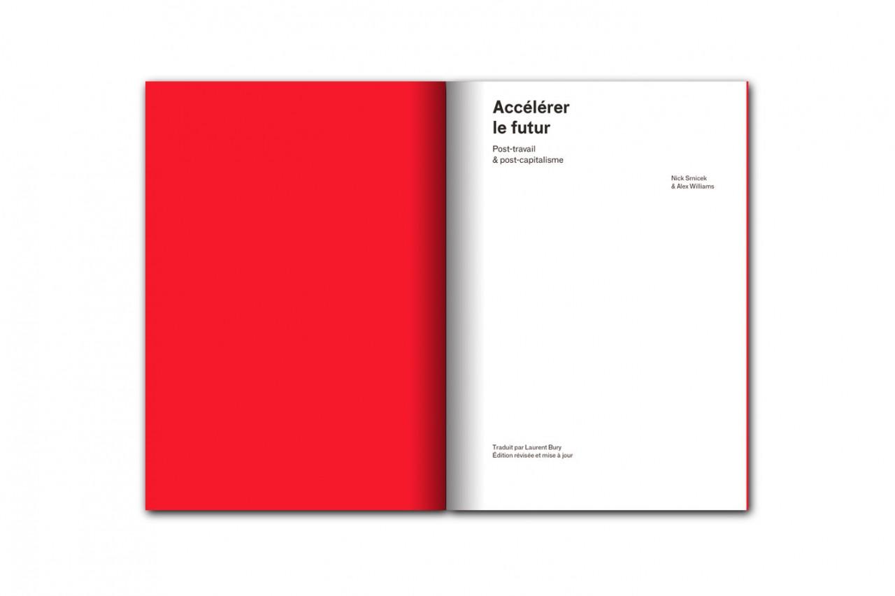 Vincent Gebel  — D.A., Design graphique Accélérer le futur