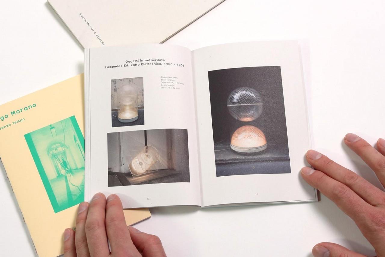 Vincent Gebel  — D.A., Design graphique Architectes radicaux italiens