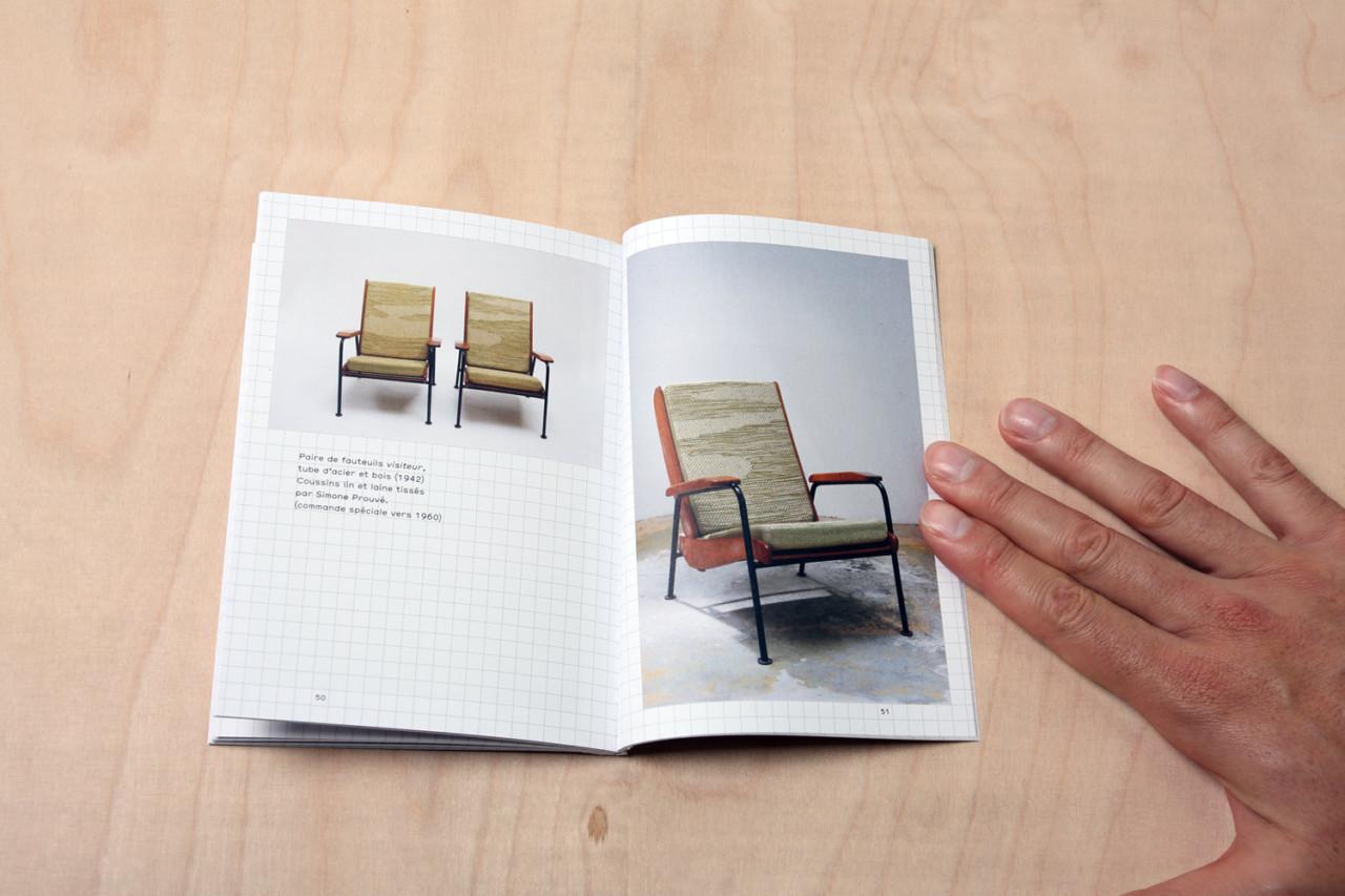 Vincent Gebel  — D.A., Design graphique Simone Prouvé